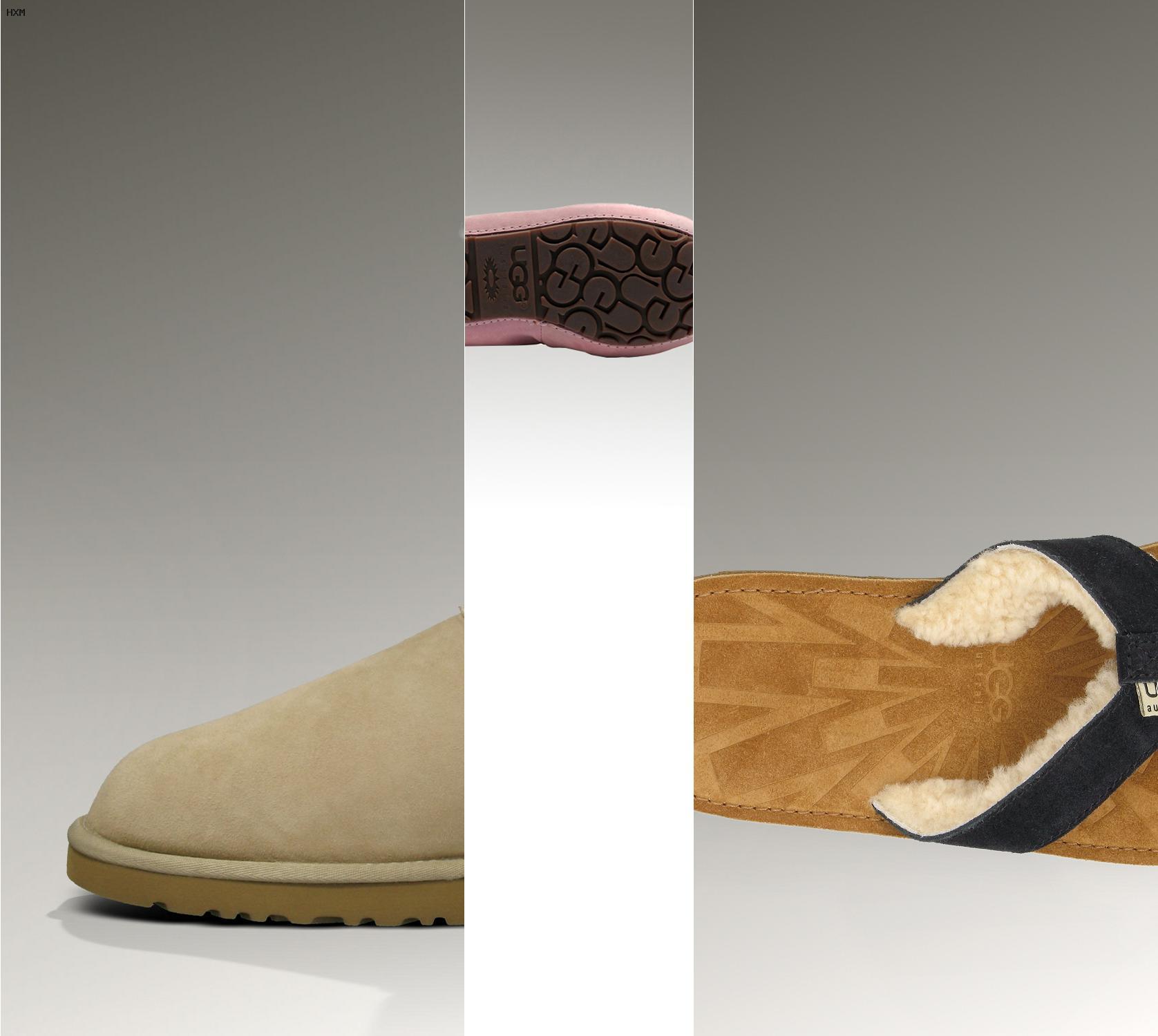 botas parecidas a las ugg