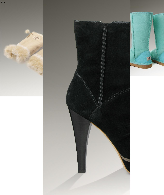 botas ugg para mujer baratas