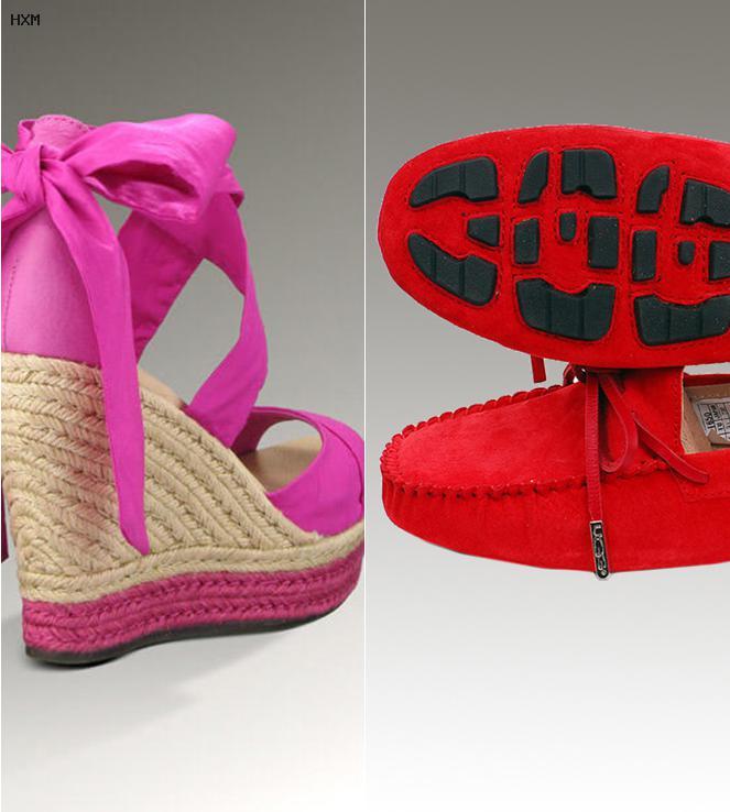 botas ugg para niño
