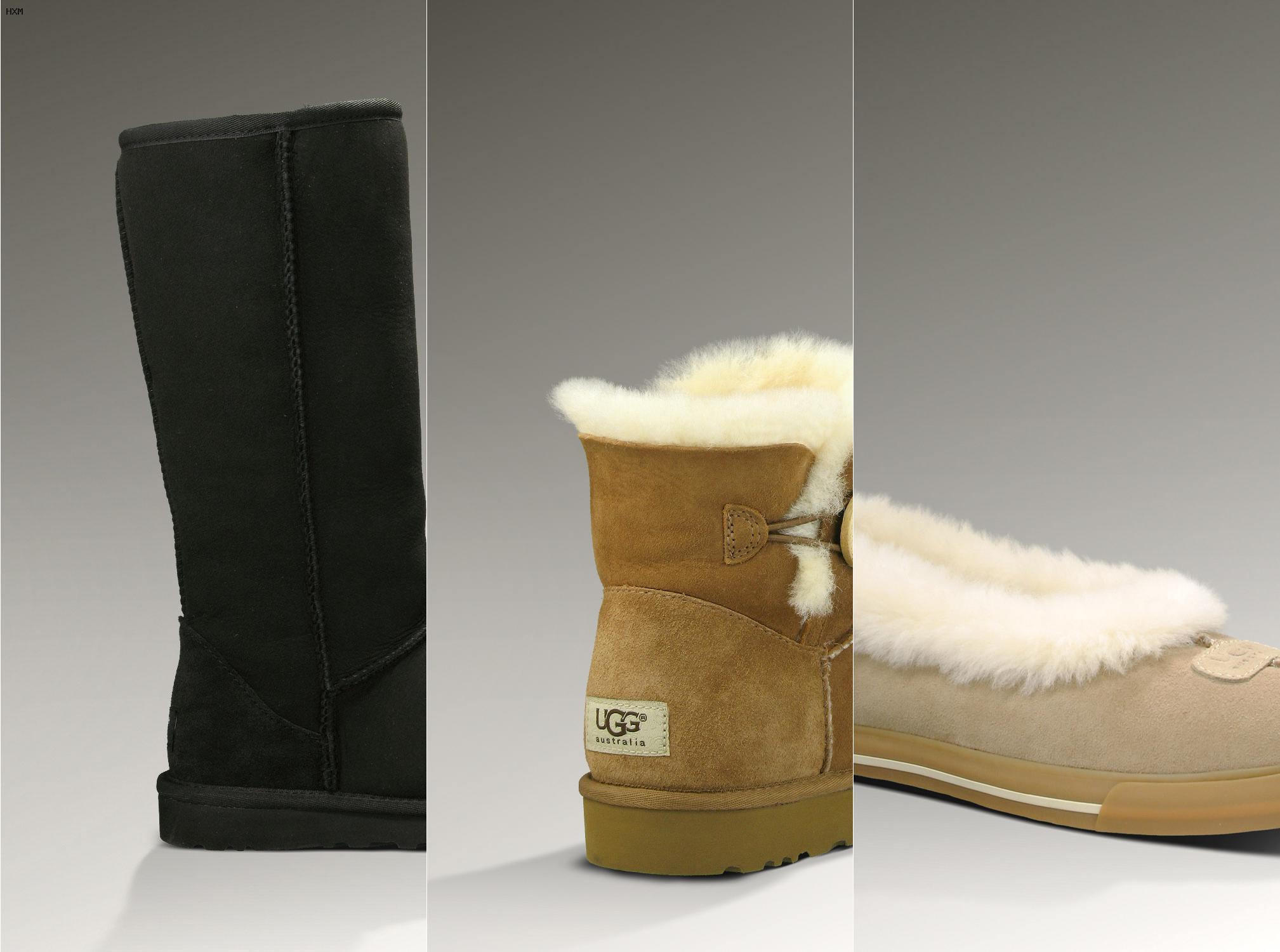 botas ugg sirven para la nieve