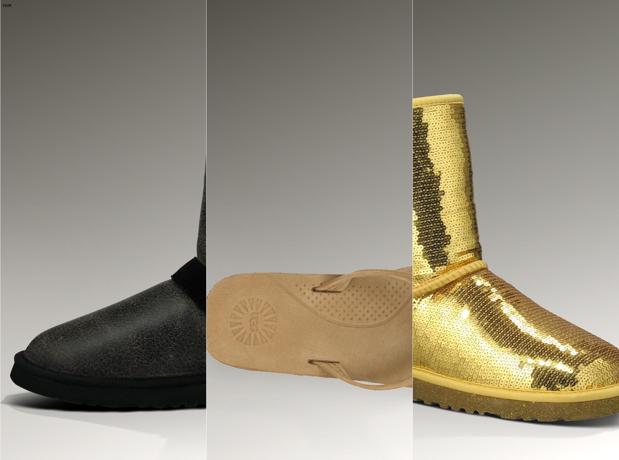 combinar botas ugg marrones