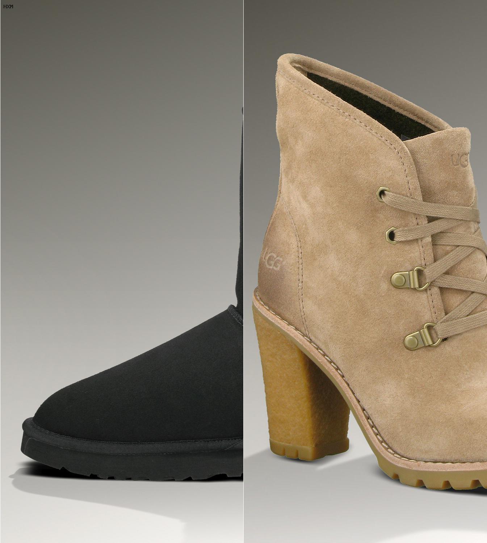 como limpiar las ugg boots