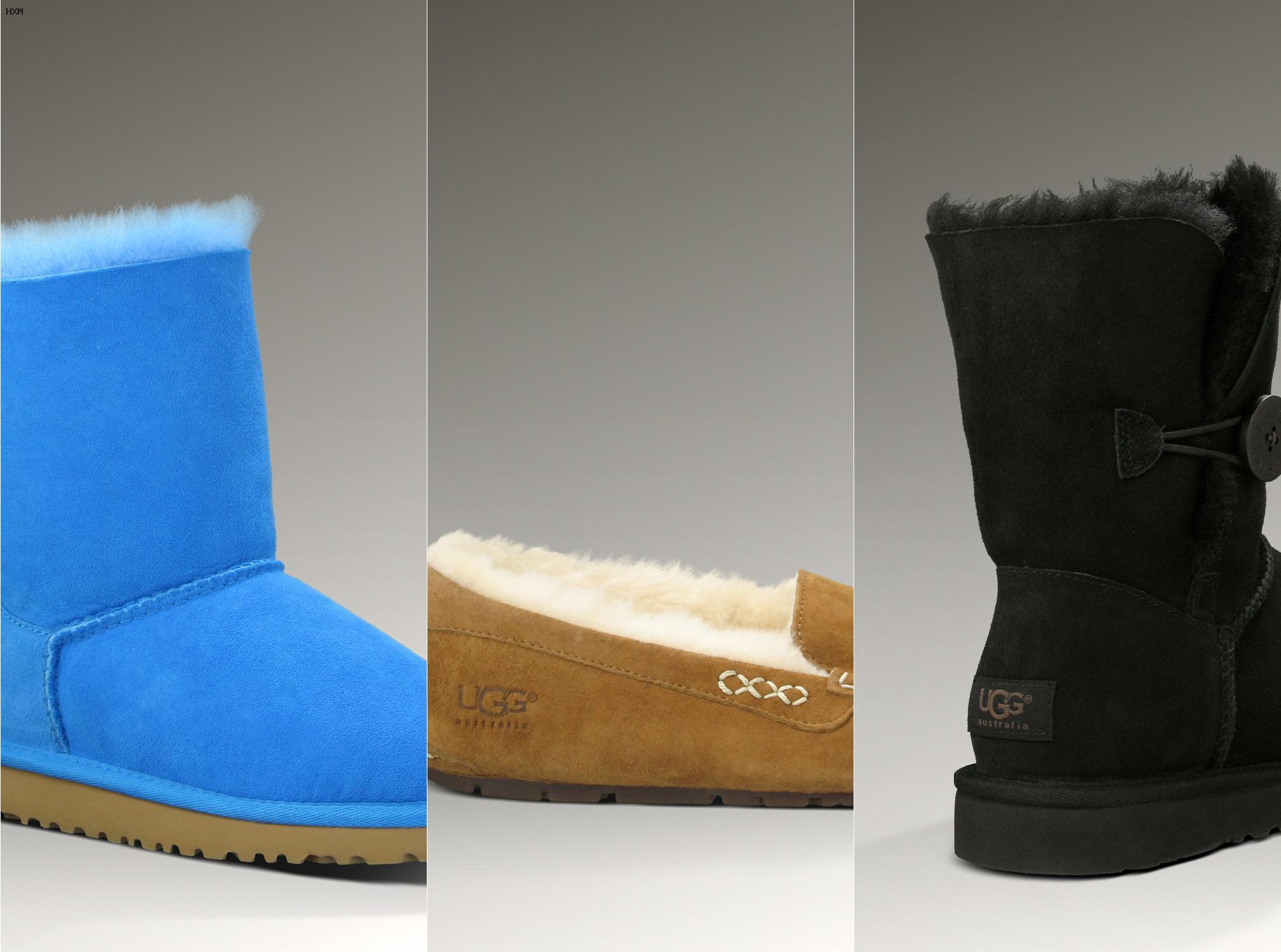 como saber si unas botas ugg son originales
