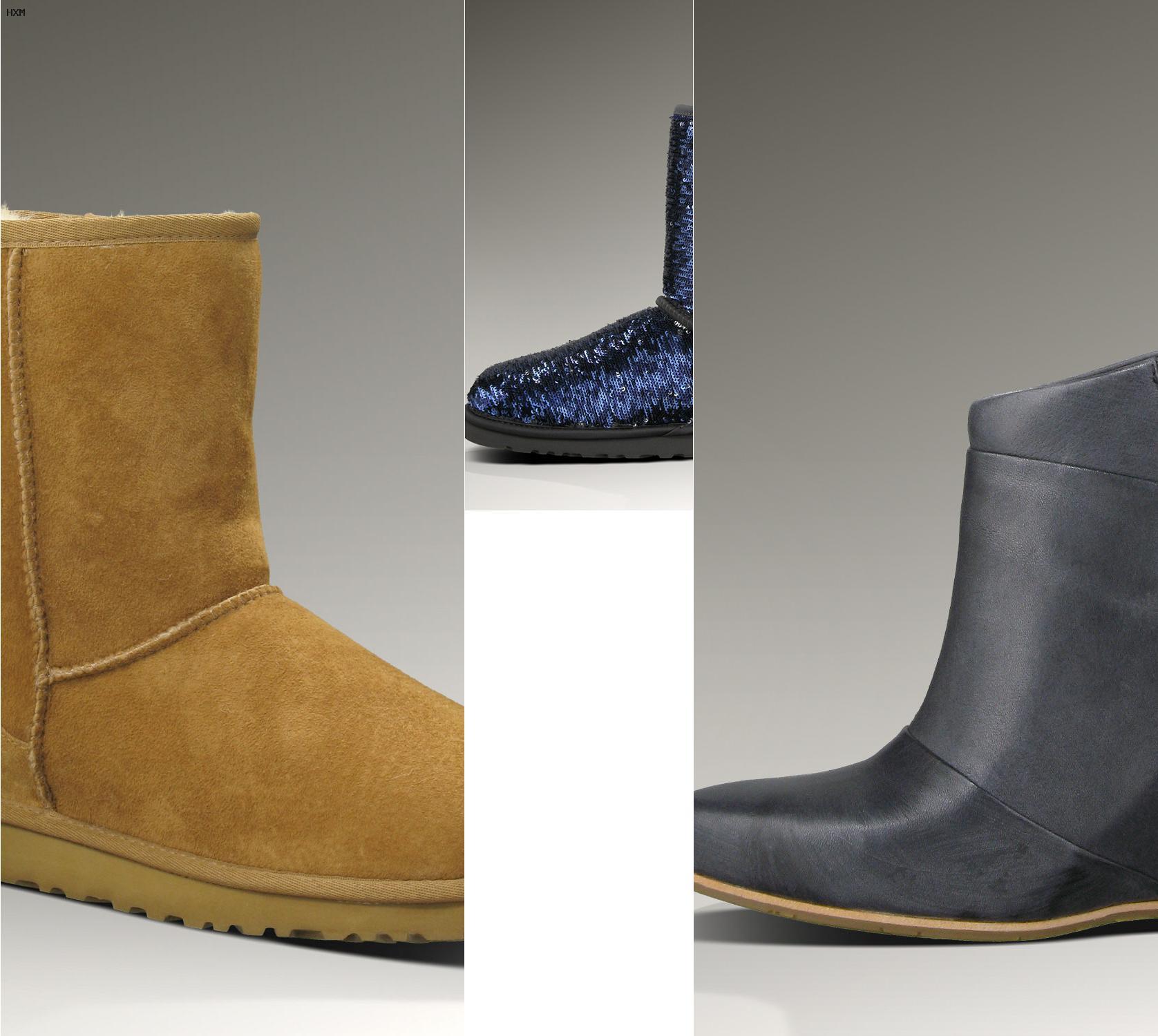 como se llaman las botas tipo ugg