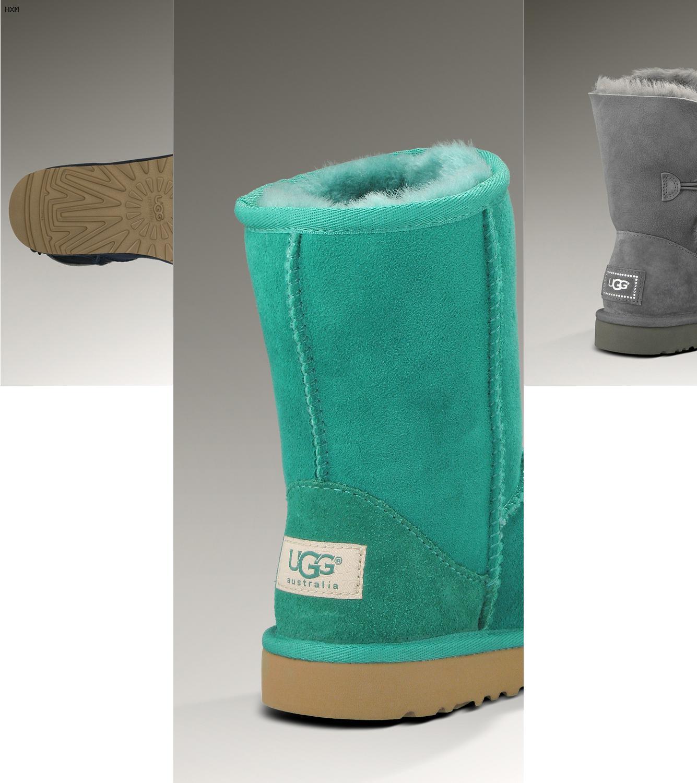 las botas ugg son impermeables