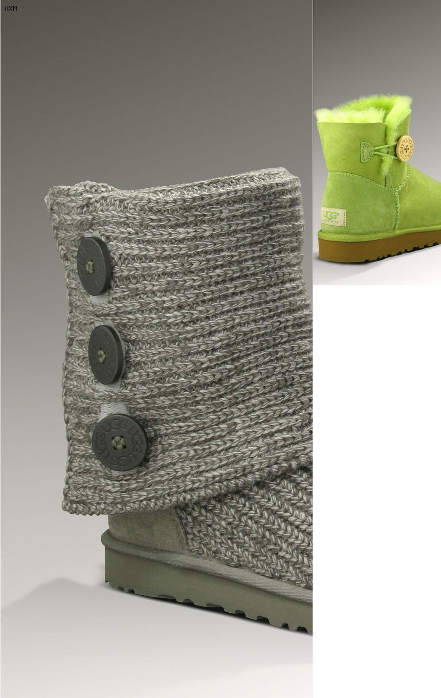 las botas uggs son impermeables