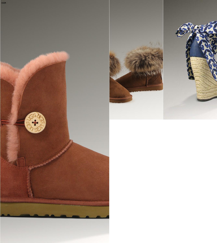 nuevos estilos de botas ugg