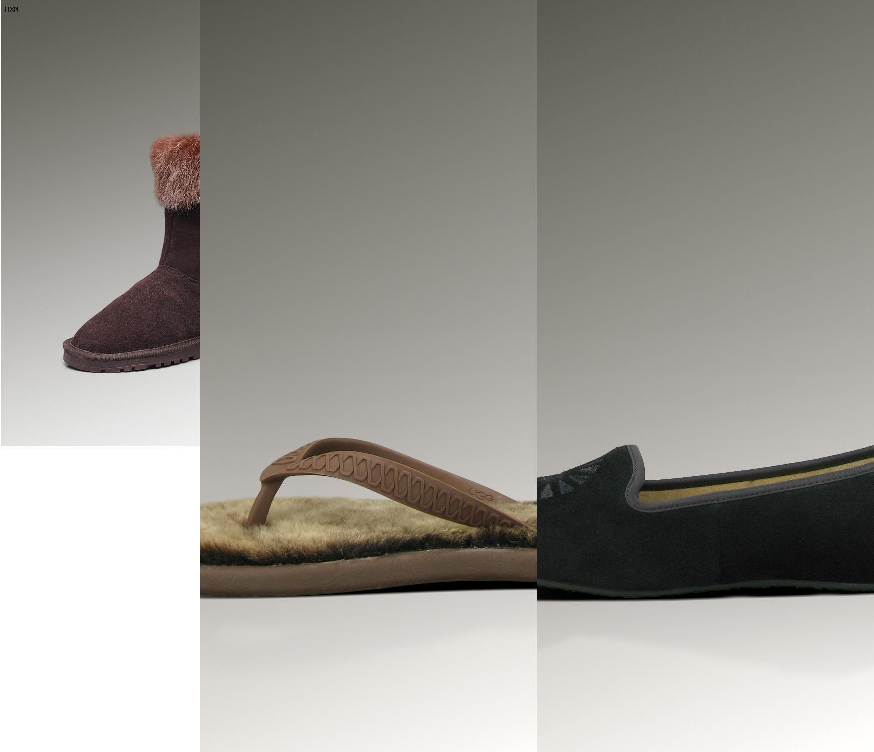 precio de las botas ugg en el corte ingles