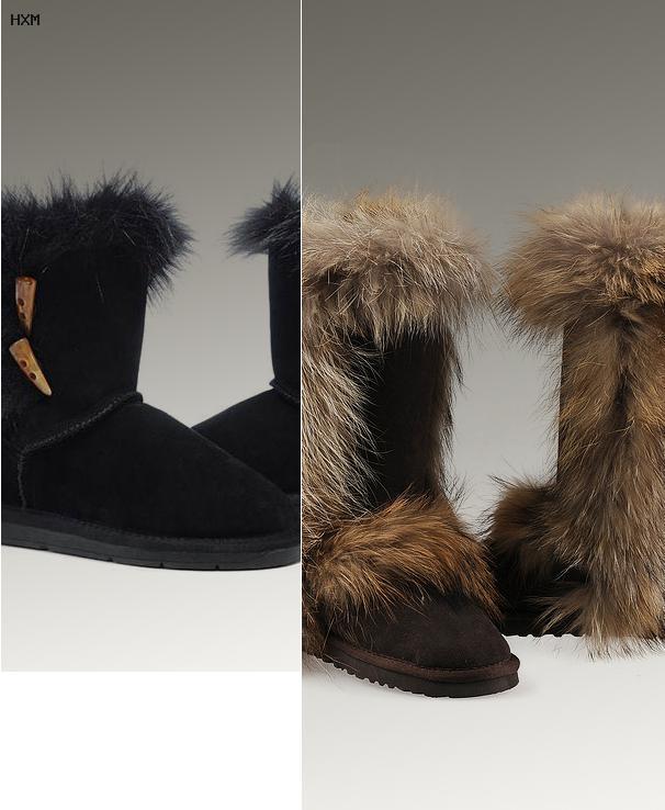 tipos de botas ugg