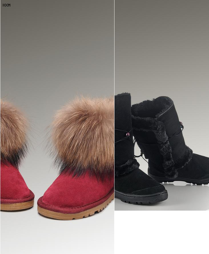 ugg boots made in china