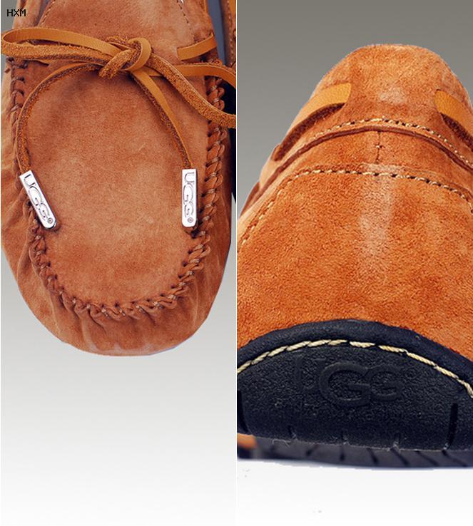 ugg zapatos mujer