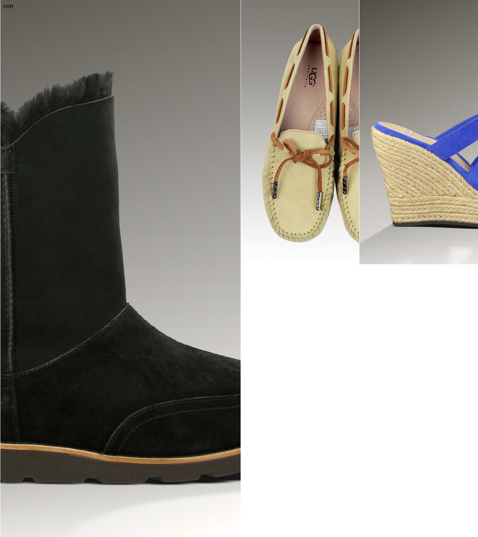 zapatos de mujer ugg